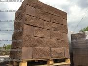 Блоки рваный камень для заборов Брест