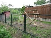 Секции заборные в Полоцке