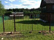 Садовые ворота и калитки с доставкой!