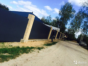 Строительство и установка забора,  ворот в Могилеве